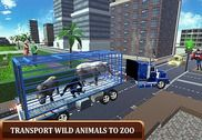 Animal Transporter Cargo Ship Jeux