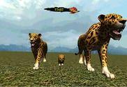 Réal léopard cub simulateur Jeux