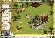 Les Royaumes renaissants Jeux