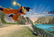 Fils goku héros fabricant légende Jeux