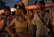 The Walking Dead : A new frontier  Jeux