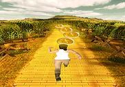 Temple Shadow Run Jeux