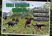 Jungle dinosaures Chasse - 3D Jeux