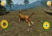 Réal léopard simulateur Jeux