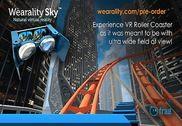 VR Roller Coaster Jeux
