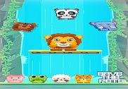 zoo pet rescue : pete cat Jeux