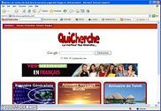 QuiBarre la barre Quicherche Internet