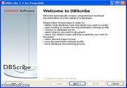 DBScribe for PostgreSQL Bureautique