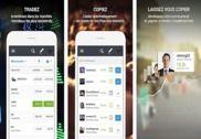 eToro Android Finances & Entreprise