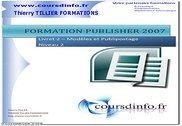 Publisher 2007 - Cours et exercices Informatique