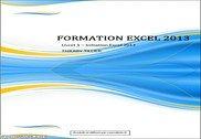 Cours sur Excel 2013 Informatique