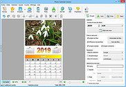 Photo Calendar Creator Bureautique