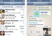 Whatsapp iOS Internet