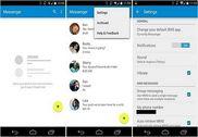 Google Messenger Android Internet