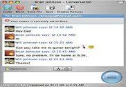 Microsoft Messenger 8 Internet