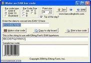 EAN Bar Codes Bureautique