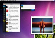 Twitter pour Mac Internet