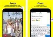 Snapchat iOS Internet
