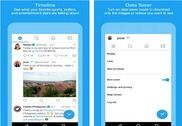 Twitter Lite Android Internet