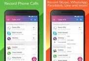 Enregistrement d'appel - Cube ACR Android Utilitaires