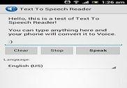 Text To Speech Reader Internet