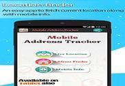 Live Mobile address tracker Internet