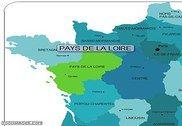 Cartes interactives en flash de la France Flash