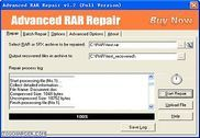 Advanced RAR Repair Utilitaires