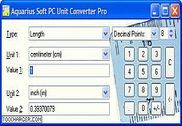 PC Unit Converter Bureautique
