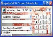 PC Currency Calculator Bureautique