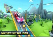 Mega Ramps - Galaxy Racer Jeux