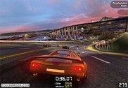 TrackMania Sunrise Jeux
