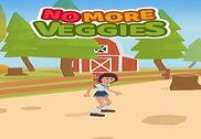 No More Veggies Jeux