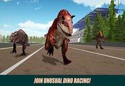 Jurassic Dinosaur Race 3D Jeux