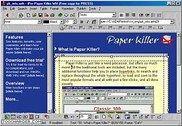 iPer Paper Killer WH Programmation
