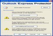 Outlook Express Protector Sécurité & Vie privée
