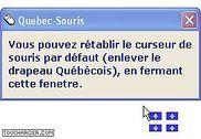 Quebec-Souris Personnalisation de l'ordinateur
