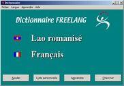 Dictionnaire Freelang Bureautique
