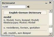 Dictionarist Bureautique