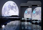 AppLock Theme - Moon Internet