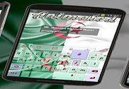 Algérie Keyboard Animé Maison et Loisirs
