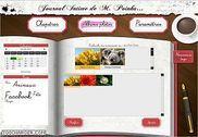 Poinka Journal Intime Maison et Loisirs