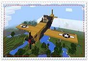 Incroyable Minecraft idées avion Maison et Loisirs
