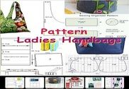 Sacs à main Ladies Pattern Maison et Loisirs