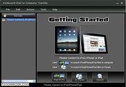 4Videosoft Transfert iPad Multimédia