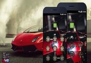 AppLock Theme - Lamborghini Internet