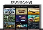 3D Parallax Wallpaper Internet