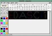 EDASCII - Editeur d'art ASCII Multimédia