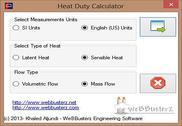 Heat Duty Calculator