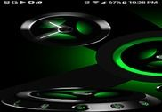 AkilaGreen Next launcher theme Internet